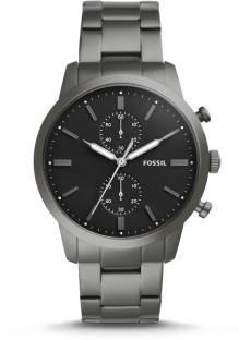 Fossil FS5349 Black Analogue Men's Watch (FS5349)