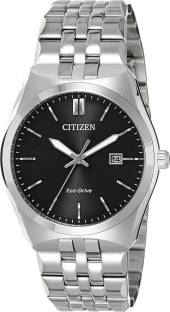 Citizen BM7330-67E Analog Black Dial Men's Watch