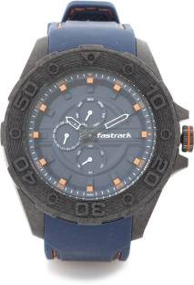Fastrack 38030PP03J Analog Blue Dial Men's Watch (38030PP03J)