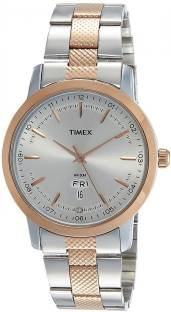 Timex TW000G912 Analog Silver Dial Men's Watch (TW000G912)