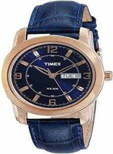 Timex TWEG15302 Analog Blue Dial Men's Watch (TWEG15302)