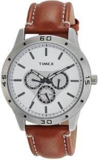 Timex TW000U911 Analog Silver Dial Men's Watch (TW000U911)