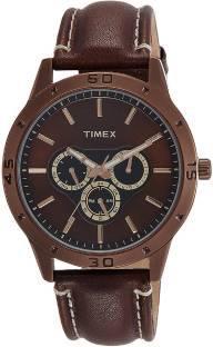 Timex TW000U914 Analog Black Dial Men's Watch (TW000U914)