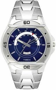 Timex TW000EL08 Analog Blue Dial Men's Watch (TW000EL08)