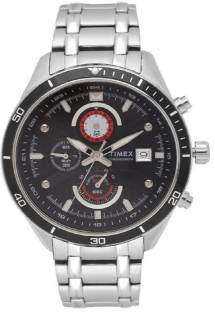Timex TWEG15201 Analog Black Dial Men's Watch (TWEG15201)