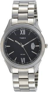 Timex TW000Y905 Analog Black Dial Men's Watch (TW000Y905)