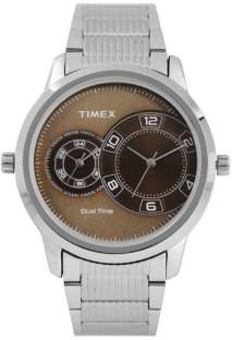 Timex TWEG15004 Analog Brown Dial Men's Watch (TWEG15004)