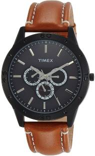 Timex TW000U913 Black Dial Analog Men's Watch (TW000U913)