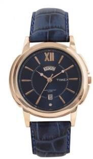 Timex TW000U310 Analogue Blue Dial Men's Watch (TW000U310)