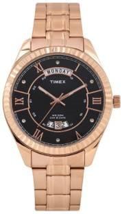 Timex TW0TG6204 Analog Black Dial Men's Watch EX (TW0TG6204)