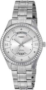 Timex TW0TG6200 Analog Silver Dial Men's Watch (TW0TG6200)