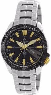Maxima 49490CMGI Analog Black Dial Men's Watch