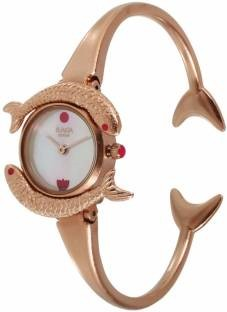 Titan 95077WM01 Masaba Analog Mother Of Pearl Dial Women's Watch (95077WM01)