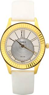 Timex TW0TL9004 Silver Dial Analog Women's Watch (TW0TL9004)