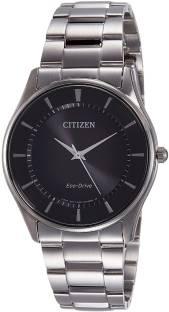 Citizen BJ6481-58E Black Dial Analog Watch For Unisex (BJ6481-58E)