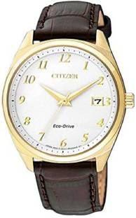 Citizen EO1172-05A Analog White Dial Men's Watch (EO1172-05A)