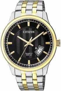 Citizen BI1054-80E Analog Black Dial Men's Watch (BI1054-80E)