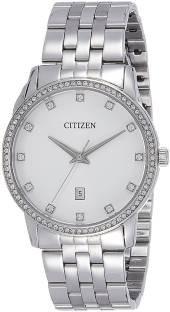 Citizen BI5030-51A Analog White Dial Men's Watch (BI5030-51A)