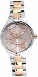 Titan 95060KM01 Analog Pink Dial Women's Watch (95060KM01)