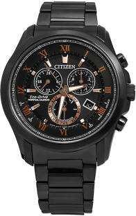 Citizen BL5545-50E Analog Black Dial Men's Watch (BL5545-50E)