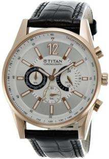Titan Octane 9322WL01 Chronograph Multi Color Dial Men's Watch (9322WL01)