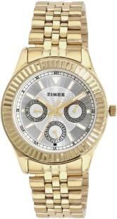 Timex TW0TL9008 Silver Dial Analog Women's Watch (TW0TL9008)