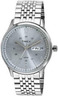 Timex TW0TG6500 Silver Dial Analog Men's Watch (TW0TG6500)