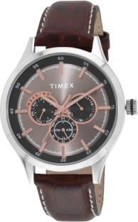 Timex TW000T309 Black Dial Analog Men's Watch (TW000T309)