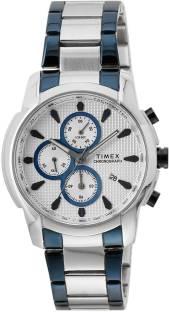 Timex TW000Y521 Blue Dial Analog Men's Watch (TW000Y521)