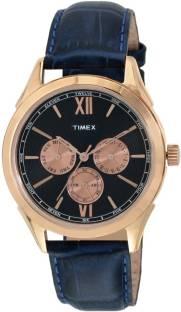 Timex TW000Y912 Blue Dial Analog Men's Watch (TW000Y912)