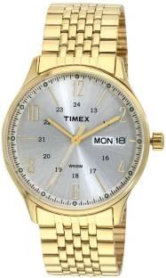 Timex TW0TG6502 Silver Dial Analog Men's Watch (TW0TG6502)