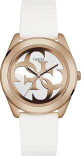 Guess W0911L5 Rose Gold Toned Analog Women's Watch (W0911L5)