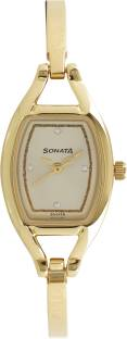 Sonata 8114YM07 Pankh Analog Women's Watch (8114YM07)