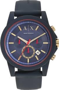 Armani Exchange AX1335 Blue Dial Analog Men's Watch