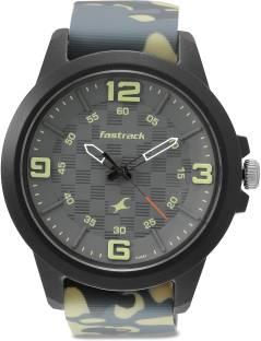 Fastrack 38048PP02 Trendies Analog Men's Watch (38048PP02)