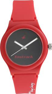 Fastrack 38037PP12 Tees Watch For Unisex (38037PP12)