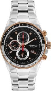 Titan Octane 90085KM02 Black Dial Analog Men's Watch (90085KM02)