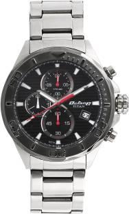 Titan Octane 90087KM02 Analog Men's Watch (90087KM02)