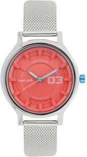 Fastrack 6166SM02 Analog Women's Watch (6166SM02)