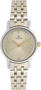 Titan Karishma 2593BM01 Revive Analog Women's Watch (2593BM01)