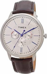 Timex TWEG16400 Blue Dial Analog Men's Watch (TWEG16400)