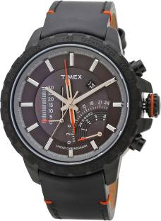 Timex TWEG16202 Grey Dial Analog Men's Watch (TWEG16202)