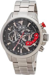 Timex TWEG16308 Black Dial Analog Men's Watch (TWEG16308)