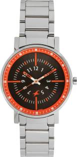 Fastrack 6172SM02 Varsity Silver Dial Analog Watch For Women (6172SM02)