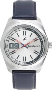 Fastrack 3174SL01 Varsity Analog Watch For Men (3174SL01)