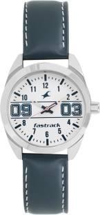 Fastrack 6171SL01 Varsity Analog Watch For Women (6171SL01)