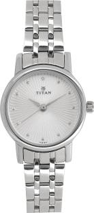 Titan Karishma 2593SM01 Revive Analog Women's Watch (2593SM01)