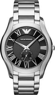 Emporio Armani AR11086 Black Dial Analog Men's Watch