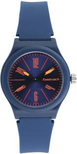 Fastrack 38037PP06 Tees Analog Watch For Unisex
