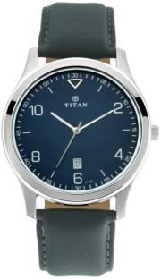 Titan Neo 1770SL03 - III Blue Dial Analog Men's Watch (1770SL03 - III)